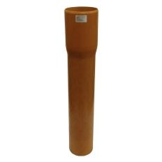 HL 160/145 x 610 mm sokkelforingsmuffe til 160 mm glat muffe
