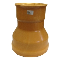 HL 315/300 mm Rib2 krympemuffe m/gummiring t/30 cm betonspid
