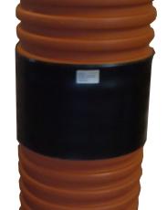 HL 600 mm krympemuffesæt til samling af opføringsrør