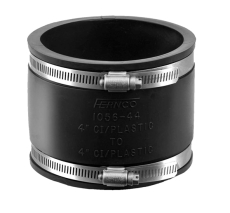 Fernco 340-365 mm kobling, i jord