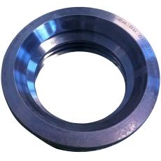Uni-Seals 315/341 x 50 mm manchet EDPM til beton, glat spids