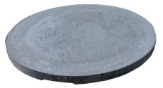 IBF 600 mm dæksel til kegle, beton