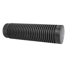 IQ 902/796 x 2800 mm PP SN8 uslidset rør m/muffe u/gummiring