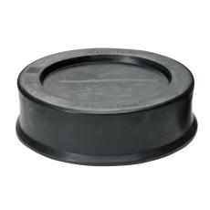 Uponor IQ DN400 450/400 mm låg/bund, uden gummiring