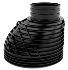 Wavin 1250/640 x 1201 mm brøndkegle