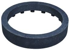 Wavin 600 x 145 mm topring til 1000 mm kegle, PVC-genbrugspl