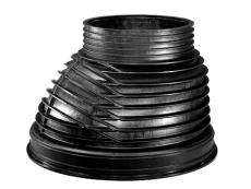 Wavin 1000/640 x 770 mm brøndkegle til brøndring, uden gummi