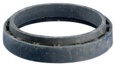 Wavin 600 x 145 mm bundring til 1000 mm kegle, PVC-genbrugsp