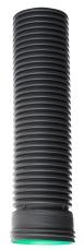 Sirobau S300 354/300 x 1230 mm PE-forlængerrør med muffe