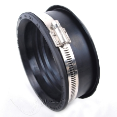 Lauridsen 40/52 x 50 mm manchet EPDM til beton/plast, glat s