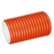 Kaczmarek K2 683/600 x 6000 mm PP-rør uden muffe, SN8