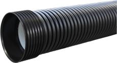Kaczmarek K2 905/800 x 6000 mm PP-rør med muffe/gummiring, S