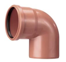 Kaczmarek 200 mm 88 gr. PP-kloakbøjning