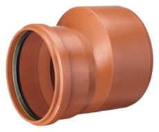 Kaczmarek 250 x 160 mm PP-kloakreduktion