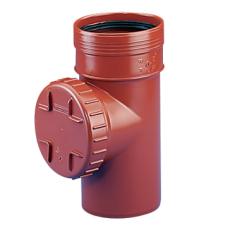 Wavin 110 mm PP-kloakrenserør