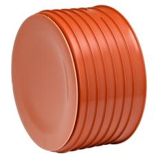 Uponor 425 mm bund med gummiring til opføringsrør