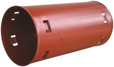 Wavin 92/80 mm PVC-drænsamlemuffe
