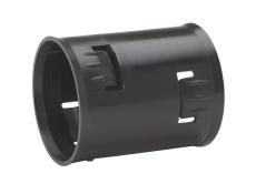 Uponor 160/145 mm PVC-drænsamlemuffe