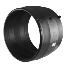 Uponor Iplast 40 mm PE PN10 SDR17 el-svejsemuffe til spildev