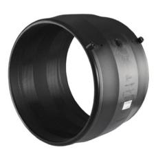 Uponor Iplast 63 mm PE PN10 SDR17 el-svejsemuffe til spildev