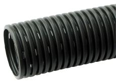 Eurodrain 80/71,5 mm PE-drænrør med 1,8 x 10 mm slids, 100 m