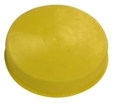 Siroplast/Aquadrain 235/199 mm slutmuffe, uden gummiring