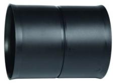 Aquatub 293/247 mm dobbeltmuffe, uden gummiringe