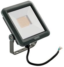 Ledinaire Projektør BVP105 LED 27W 840, 2500 lumen, 100°
