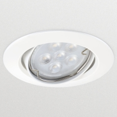 Downlight Zadora LED RS049B LED-40-MS 5W 827 GU10 hvid