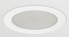 CoreLine Slim Downlight DN135B 830, 650  lumen, PSR-E, hvid