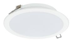 Ledinaire Slim Downlight DN065B 950 lm, 830, PSU, hvid