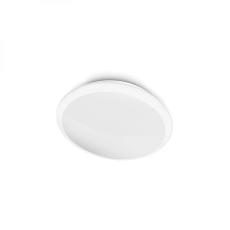 MyLiving Denim LED væg- og loftarmatur 270lm/827 3W, hvid