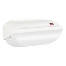 Vægarmatur BWC110 LED9/830 PSU II Hvid (med sensor) IP54