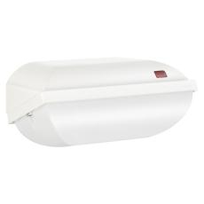 Vægarmatur BWC120 LED18/830 PSU II Hvid (med sensor) IP54