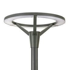 Parklygte StreetSaver BPP008 LED-MP/830 2500 lumen PSU I grå