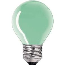 Krone 15W 230V E27 grøn (E)