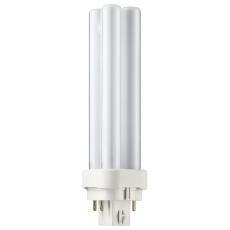 Kompaktrør Master PL-C 18W 827, 1200 lumen 4P G24q-2 (A)