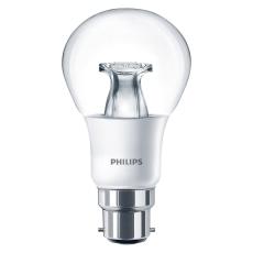Master LED standard dimtone 6W 470 lumen B22 klar (A+)