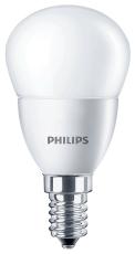 CorePro LED Krone 4W 827, 250 lumen E14 mat (A+)