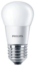 CorePro LED Krone 4W 827, 250 lumen E27 mat (A+)