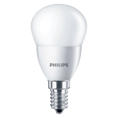 CorePro LED krone 5,5W 827, 470 lumen E14  mat (A+)