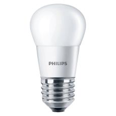 CorePro LED krone 5,5W 827, 470 lumen E27  mat (A+)