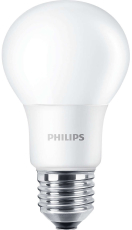 CorePro LED Standard 5,5W 827, 470 lumen E27 mat (A+)