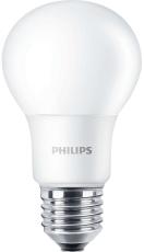 CorePro LED Standard 8W 827, 806 lumen E27 mat (A+)