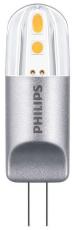 CorePro LED Capsule 1,2W 827, 120 lumen G4 (A++)