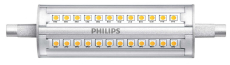 CorePro LED 14W 830, 1600 lumen, R7s, 118 mm, dæmpbar (A+)