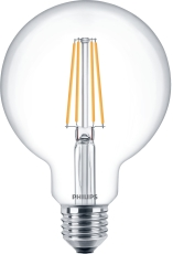 LED Filament Std 7W 827 806 lumen, E27, G93 klar (A++)