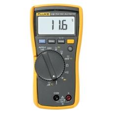 Multimeter 116 Hvac Med Temperatur Og Mikroampere