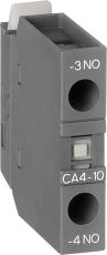 Hjælpekontakt CA4-10, 1 slutte