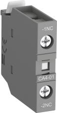Hjælpekontakt CA4-01, 1 bryde